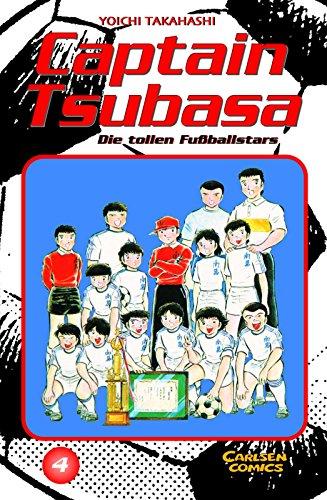9783551764140: Captain Tsubasa. Die tollen Fußballstars 04
