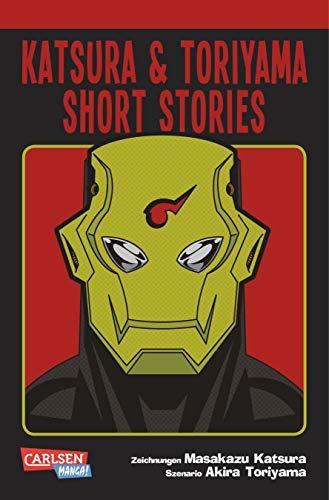 9783551764973: Katsura & Toriyama Short Stories