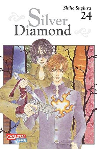 9783551765857: Silver Diamond, Band 24