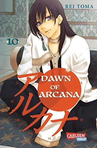 9783551766250: Dawn of Arcana 10