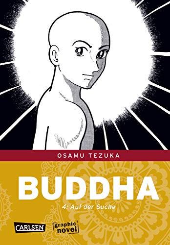 9783551766342: Buddha 04: Erste Schritte