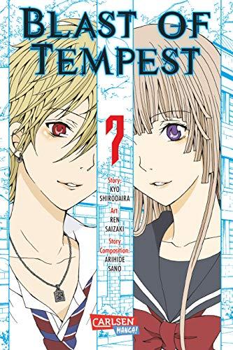 Blast Of Tempest, Band 7: Saizaki, Ren