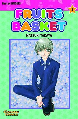 Fruits Basket 02: Natsuki Takaya