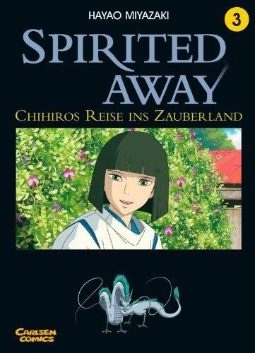 9783551770431: Spirited Away 03. Chihiros Reise ins Zauberland
