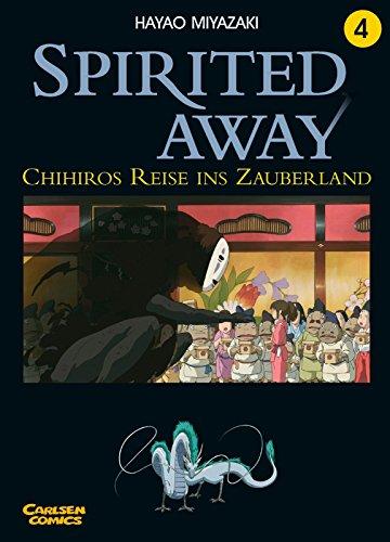 9783551770448: Spirited Away 04. Chihiros Reise ins Zauberland