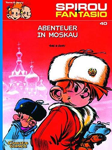 9783551772404: Spirou und Fantasio 40. Abenteuer in Moskau