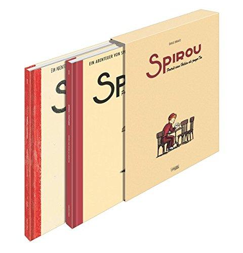 Spirou & Fantasio Spezial: Jubiläumsschuber. Porträt eines Helden als junger Tor: ...