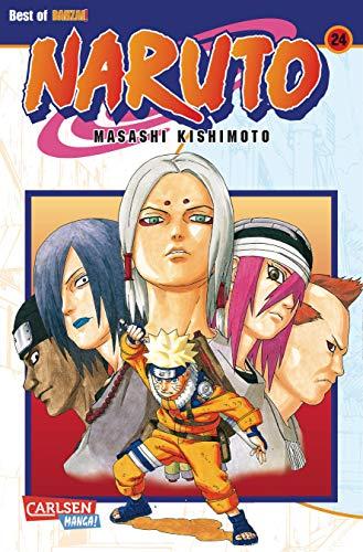 9783551774248: Naruto 24