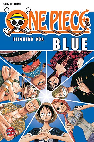 9783551774361: One Piece Blue