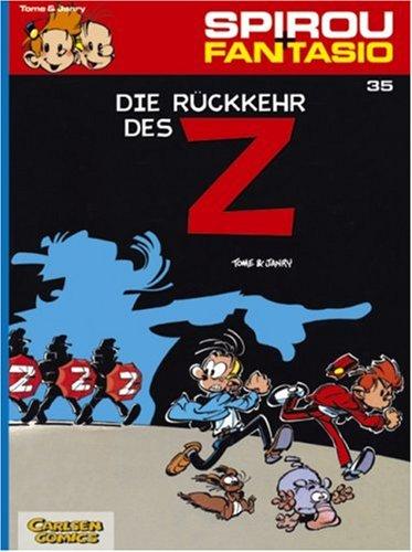 9783551774538: Die Rückkehr des Z, m. Schuber