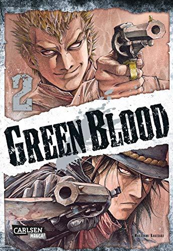 9783551775764: Green Blood, Band 2