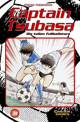 9783551776310: Captain Tsubasa 31
