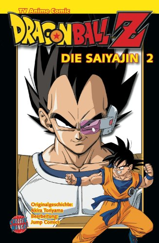 9783551777522: Dragon Ball Z. Die Saiyajin 02