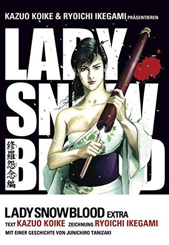 9783551777683: Lady Snowblood: Extra