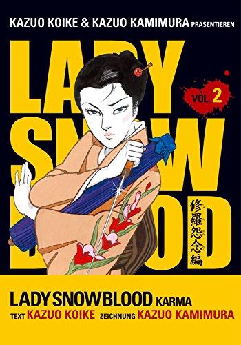 9783551777829: Lady Snowblood 02