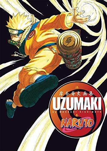 9783551777898: Naruto Artbook Uzumaki: Comics