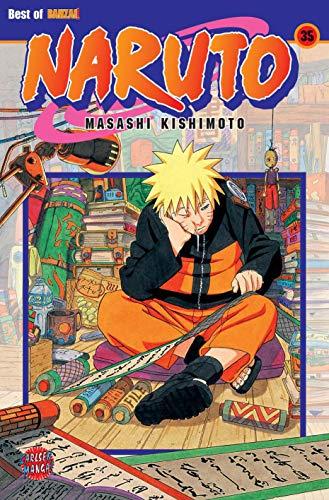 9783551779854: Naruto 35