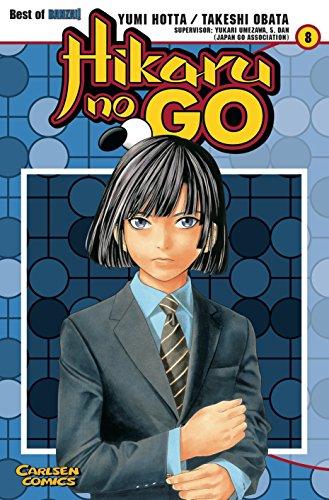 9783551779984: Hikaru No Go 08