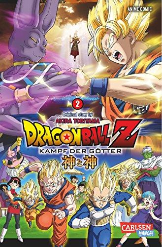 9783551780706: Dragon Ball Z - Kampf der Götter 02