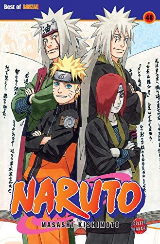 9783551782281: Naruto 48