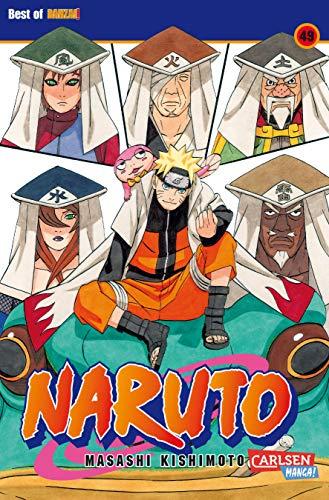 9783551782298: Naruto 49