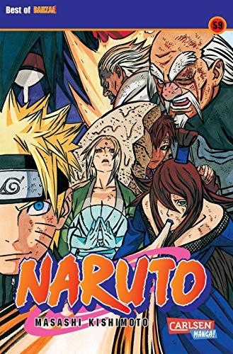 9783551782397: Naruto 59