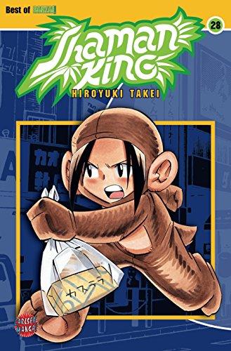 Shaman King 28: Hiroyuki Takei