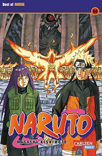 9783551784353: Naruto 64