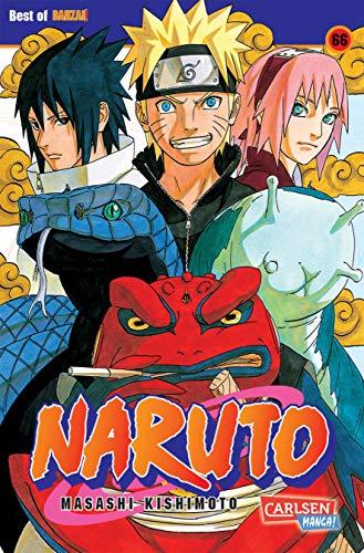 9783551784377: Naruto, Band 66