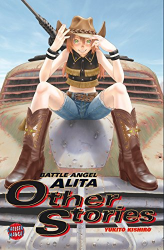 9783551784544: Battle Angel Alita: Other Stories