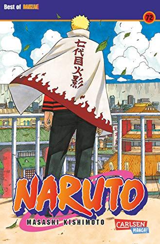 9783551785091: Naruto 72