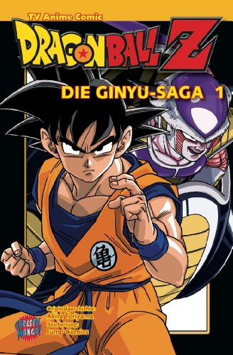 9783551786012: Dragon Ball Z - Die Ginyu-Saga 01