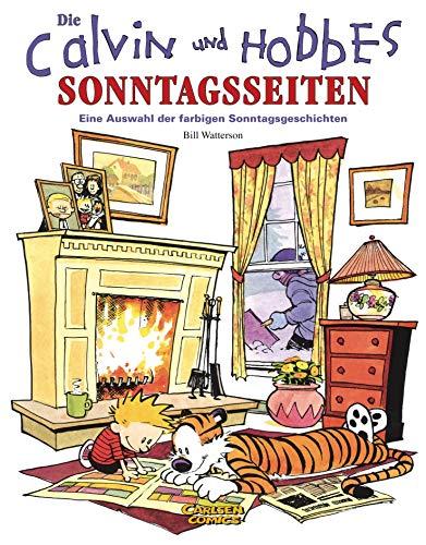 Calvin und Hobbes - Sonntagsseiten (9783551786272) by Bill Watterson, Waltraud G�tting