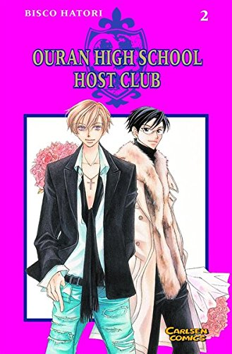 9783551787125: Ouran High School Host Club 02