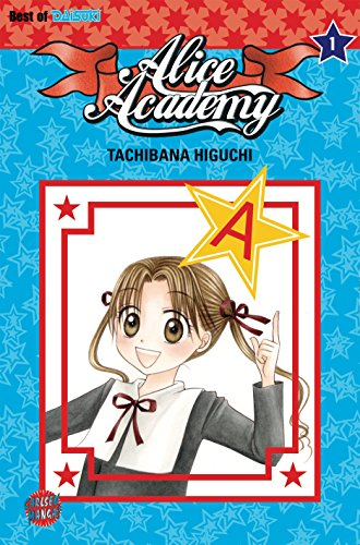 9783551787811: Alice Academy 01: Best of DAISUKI