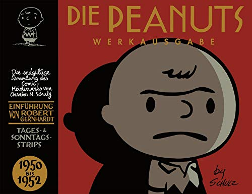 9783551788115: Peanuts Werkausgabe 01: 1950 - 1952