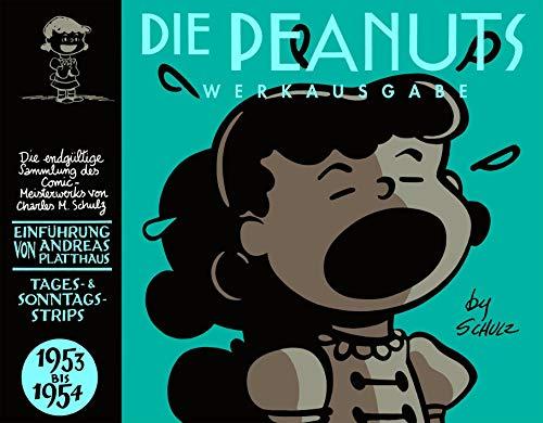 9783551788122: Peanuts Werkausgabe 02: 1953 - 1954