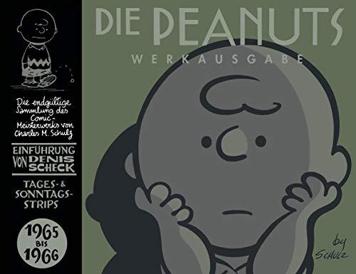 Peanuts Werkausgabe 08: 1965-1966 (9783551788184) by [???]
