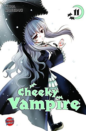 9783551789013: Cheeky Vampire 11