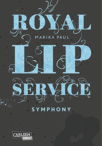 9783551789501: Royal Lip Service, Band 3: Symphony