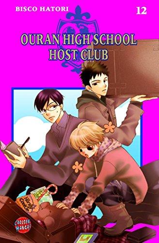 9783551789822: Ouran High School Host Club, Band 12: BD 12