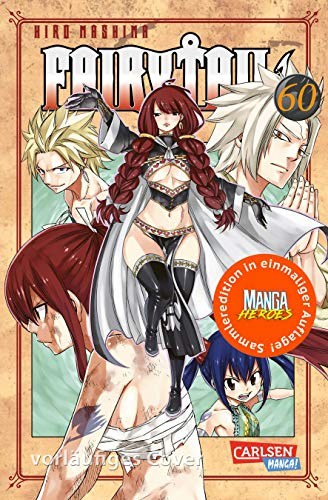 Fairy Tail 60: Limitierte Ausgabe: Hiro Mashima
