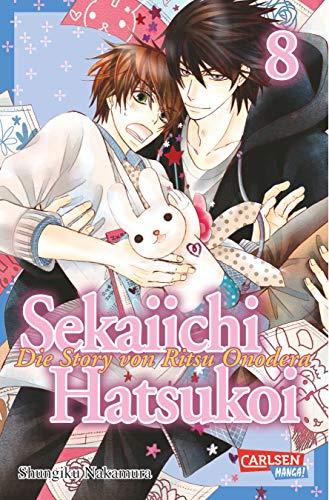 9783551791481: Sekaiichi Hatsukoi 08