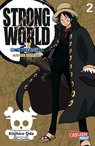 9783551791870: One Piece Strong World 02