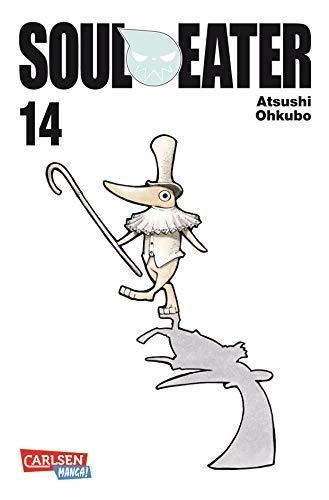 Soul Eater 14: Atsushi Ohkubo