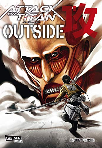 9783551792693: Attack on Titan: Outside