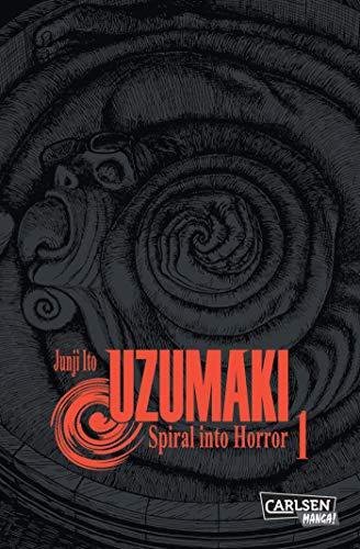 9783551792716: Uzumaki, Band 1