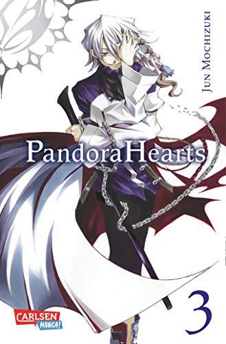 Pandora Hearts 03: Jun Mochizuki