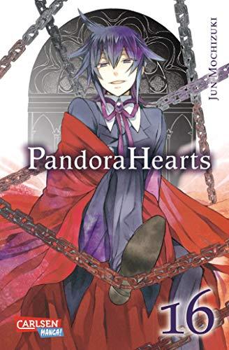 9783551794369: Pandora Hearts 16