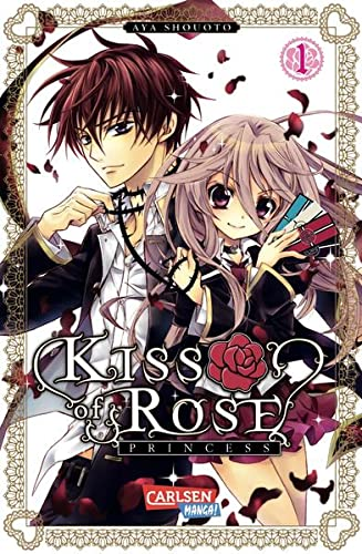 9783551795519: Kiss of Rose Princess 01